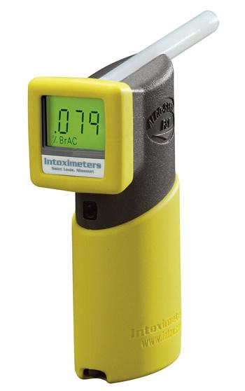 DUI Breath Test Machine used in Pennsylvania
