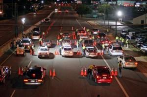 DUI Checkpoint PA