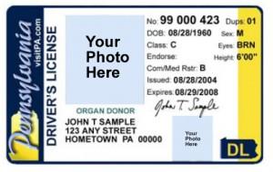 Pennsylvania license