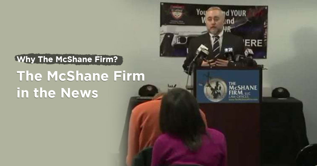 The McShane Firm in the News